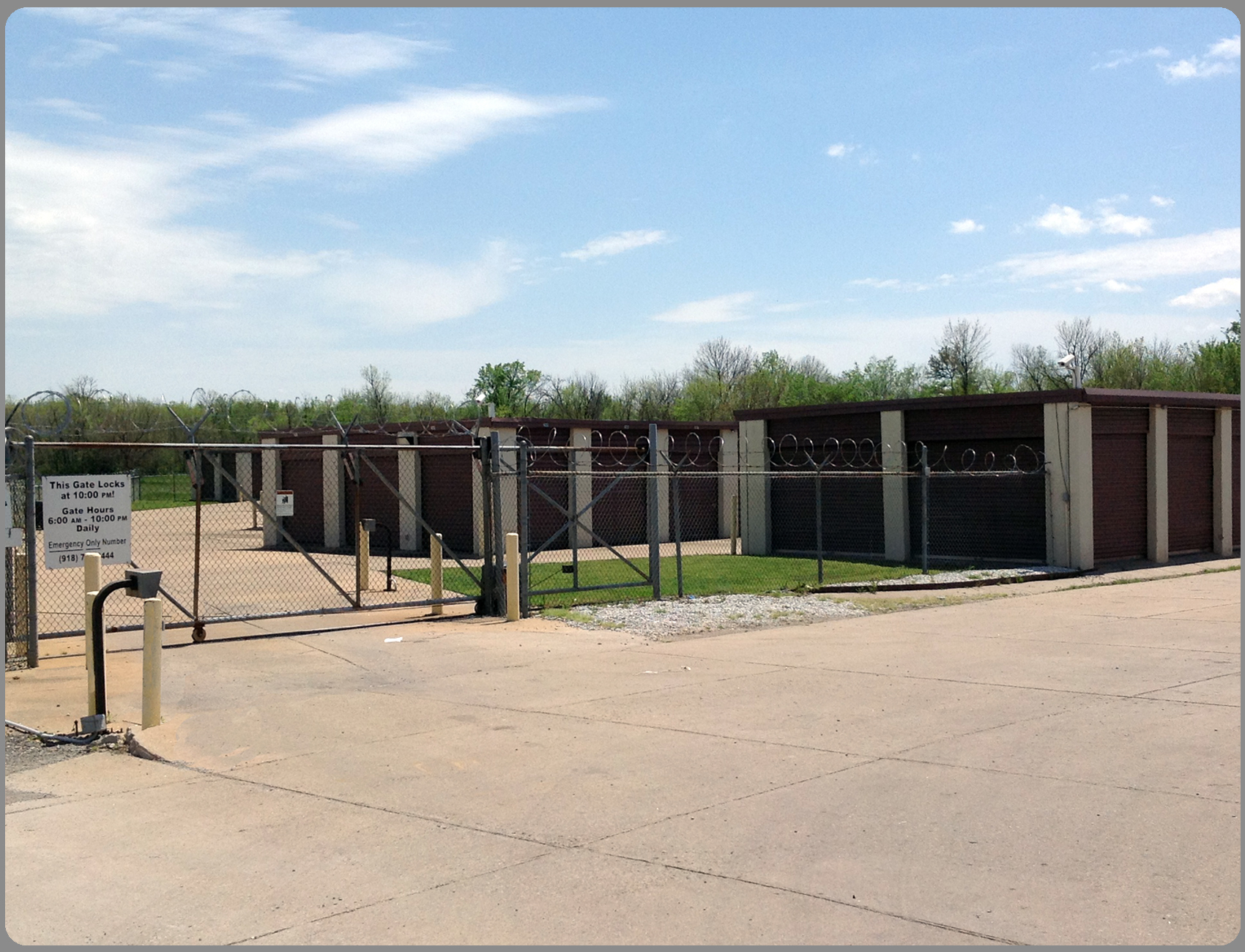 Aspen Mini Storage 1918 N 11th Street Muskogee Ok 74401